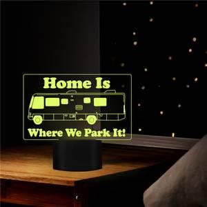 Bilde av Camping Home is wher....