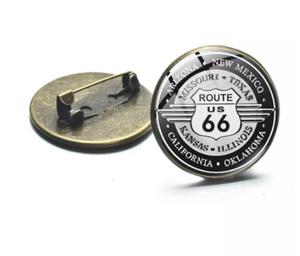 Bilde av Route 66 pins